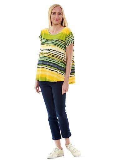 Motherway Maternity Bluz Yeşil